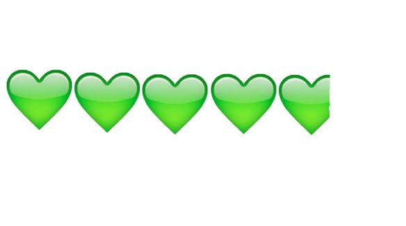 4.8 hearts