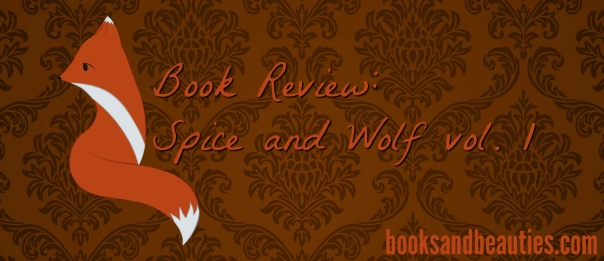 book-review-spice-and-wolf-vol-one